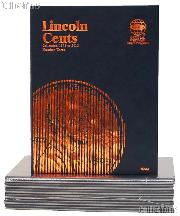 Whitman Lincoln Cents Folder 1975-Date #9033