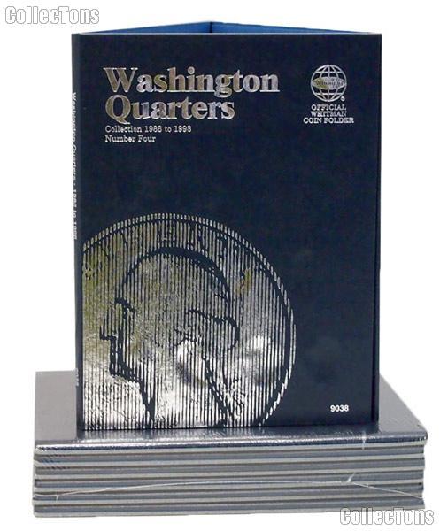 Whitman Franklin Half Dollars 1948-1963 Coin Folder Album Book #9032