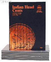 Whitman Indian Head Cents 1857-1909 Folder 9003