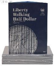 Whitman W. L. Half Dollar Folder 1937-47 Folder 9027