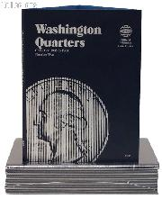 Whitman Washington Quarters 1948-1964 Folder 9031