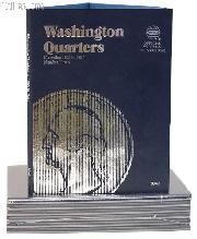 Whitman Washington Quarters 1965-1987 Folder 9040