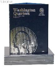 Whitman Washington Quarters 1988-1998 Folder 9038