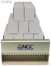 Official NGC Certified Coin Storage Box for 20 Slab Coins