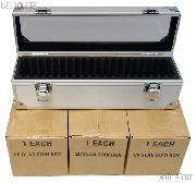 Aluminum Certified Coin Storage Box for 20 Slab Coins