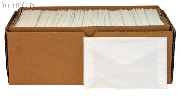 100 Glassine Envelopes #4-1/2