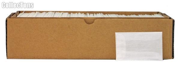 100 Glassine Envelopes #1