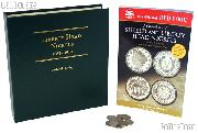 Liberty Head V Nickels Coin Collecting Starter Set with Album, Book, and Coins
