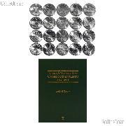 National Park Quarter Complete Set 2010-2014 (25 Coins) with Littleton Folder