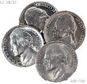1939-S Jefferson Nickel in AU to UNC Condition