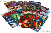 Comic Books Bundle of 6 Different Titles from Various Franchises