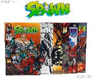 SPAWN Comic Books Bundle of 6 Different Titles from SPAWN Franchise