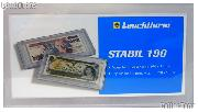 """Lighthouse Clear Snaplock Currency Holder for Large Size Notes up to 7 1/2"""" x 3 1/2"""""""