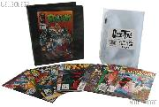 Comic Book Collecting Starter Set Kit with Binder, Pages, and Comics