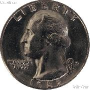 1982-D Washington Quarter Circulated Coin Good or Better