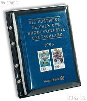 Lighthouse OPTIMA BIG Pages with Heavy Duty Plastic Pockets for Coin Sets