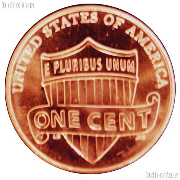 2014-D Lincoln Shield Cent - Union Shield * BU