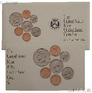 1992 U.S. Mint Uncirculated Set OGP Replacement Envelope and COA