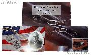 1996 U.S. Mint Uncirculated Set OGP Replacement Envelope and COA