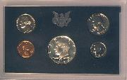 1970 PROOF SET Rare Small Date Cent Variety 5 Coin U.S. Mint Proof Set