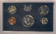 1971 PROOF SET * ORIGINAL * 5 Coin U.S. Mint Proof Set
