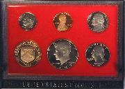 1982 PROOF SET * ORIGINAL * 5 Coin U.S. Mint Proof Set