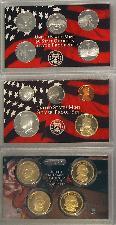 2007 SILVER PROOF SET * ORIGINAL * 14 Coin U.S. Mint Proof Set