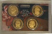 2007 PRESIDENTIAL DOLLAR PROOF SET * 4 Coin U.S. Mint Proof Set