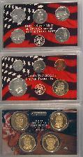 2008 SILVER PROOF SET * ORIGINAL * 14 Coin U.S. Mint Proof Set