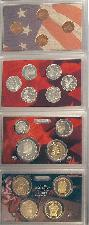 2009 SILVER PROOF SET * ORIGINAL * 18 Coin U.S. Mint Proof Set
