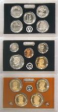 2013 SILVER PROOF SET * ORIGINAL * 14 Coin U.S. Mint Proof Set