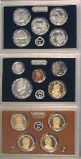 2014 SILVER PROOF SET * ORIGINAL * 14 Coin U.S. Mint Proof Set