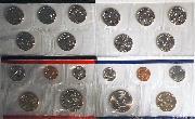 2002 Mint Set - All Original 20 Coin U.S. Mint Uncirculated Set