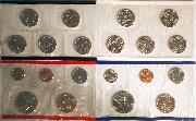 2001 Mint Set - All Original 20 Coin U.S. Mint Uncirculated Set