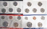 2000 Mint Set - All Original 20 Coin U.S. Mint Uncirculated Set