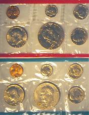 1978 Mint Set - All Original 12 Coin U.S. Mint Uncirculated Set