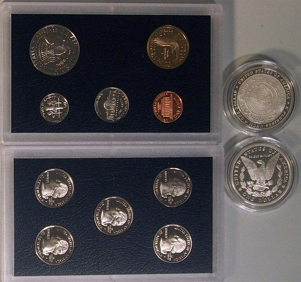 2006 American Legacy Collection Proof Sets - 12 Coin U.S. Mint Proof Set