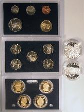 2007 American Legacy Collection Proof Sets - 16 Coin U.S. Mint Proof Set