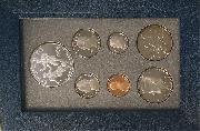 1994 PRESTIGE PROOF SET Deluxe Box & Papers 7 Coin U.S. Mint Proof Set