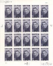 2000 Patricia Roberts Harris 33 Cent US Postage Stamp Unused Sheet of 20 Scott #3371