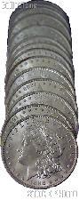 1888-O BU Morgan Silver Dollars from Original Roll