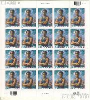 2002 Duke Kahanamoku 37 Cent US Postage Stamp Unused Sheet of 20 Scott #3660