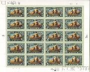 2004 Lewis and Clark Expedition Bicentennial 37 Cent US Postage Stamp Unused Sheet of 20 Scott #3854