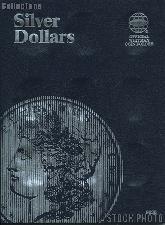 Whitman Blank Coin Folder for Silver Dollars 9025