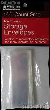100 Whitman PVC Free Storage Envelopes - Small