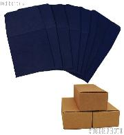500 2x2 Blue Paper Coin Envelopes for Nickels
