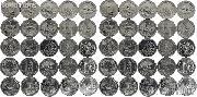2010-2014 National Park Quarters Complete Set P & D Uncirculated (50 Coins)