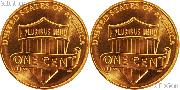 2015 P&D Lincoln Shield Cent - Union Shield Cents