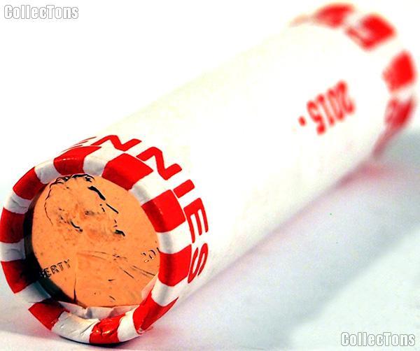 2015-D Lincoln Shield Cent - Union Shield Roll