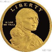 2014-S Native American Dollar GEM Proof 2014 Sacagawea Dollar SAC